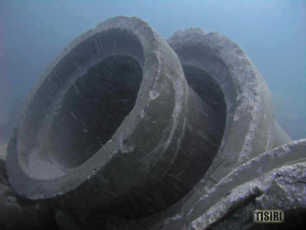 Reef Culverts Double stacked