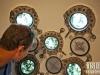 Atlantis II glass porthole bulbous