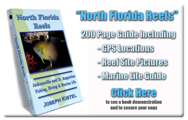 North Florida Reefs - the book