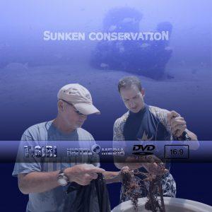 DVD Cover Image, Sunken Conservation