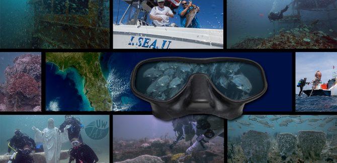 UWJAX Offshore Underwater Outreach Campaign
