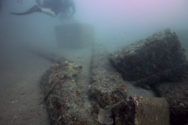 Reef Placement Precision